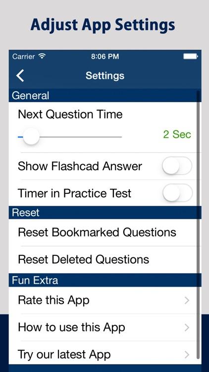 NCLEX-RN Practice Exam Prep Registered Nurse Test screenshot-4