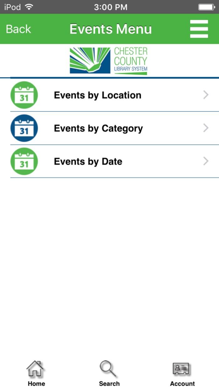 CCLS Mobile Screenshot