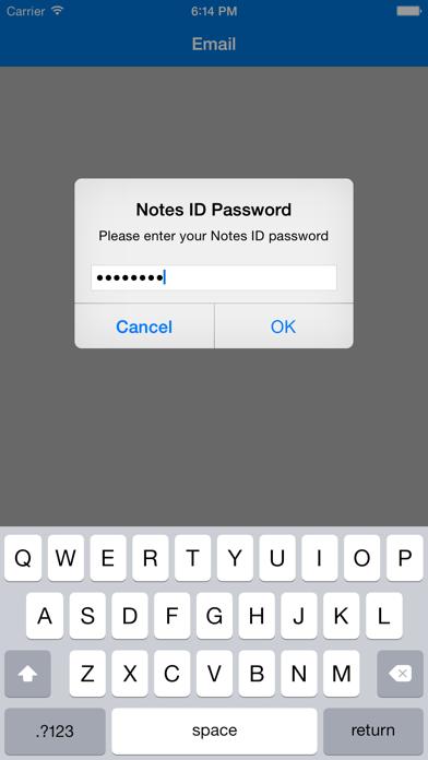 Ibm Notes Traveler Companion App Voor Iphone Ipad En
