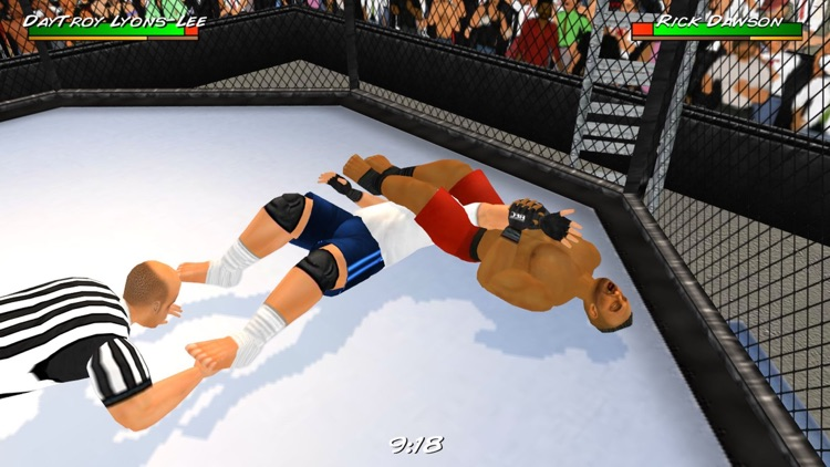 Wrestling Revolution 3D screenshot-3