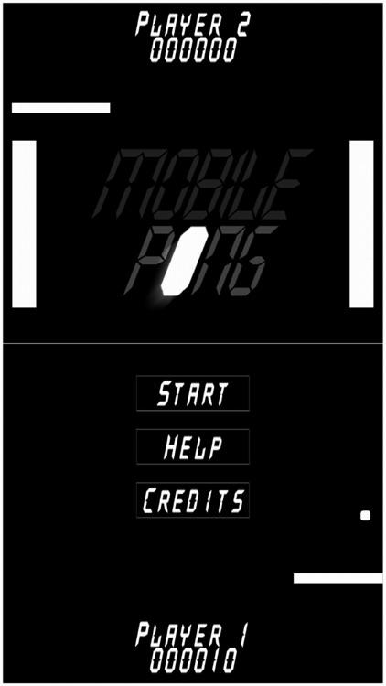 Mobile Pong