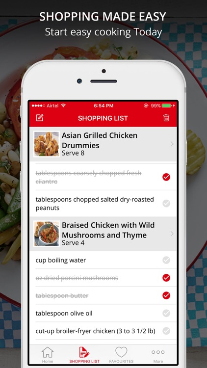 Yum! Chicken Recipes Pro - Cook And Learn Guide screenshot-4