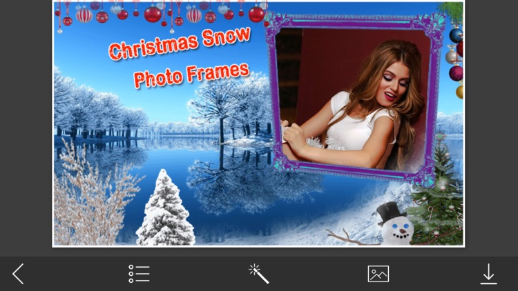 Xmas Tree Hd Frames - Magic Frames