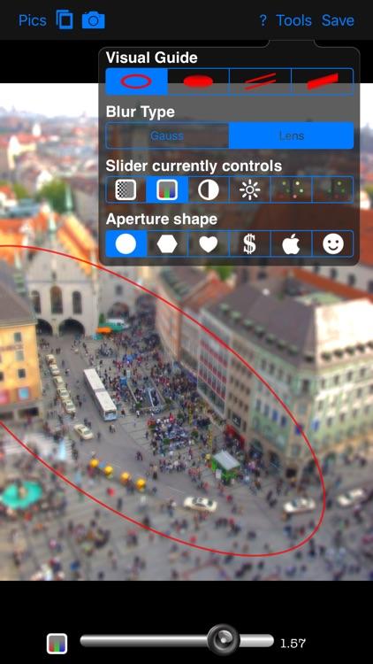 TiltShift screenshot-4