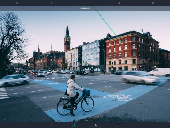 TouchRetouch for iPad Screenshots