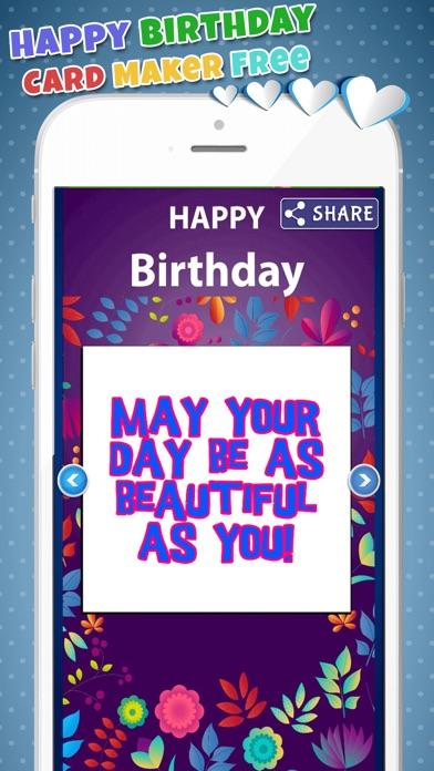 誕生日 カード 編集者 無料 - 作ります グリーティングカード そして 招待状紹介画像2