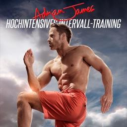Adrian James Hochintensives Intervall-Training