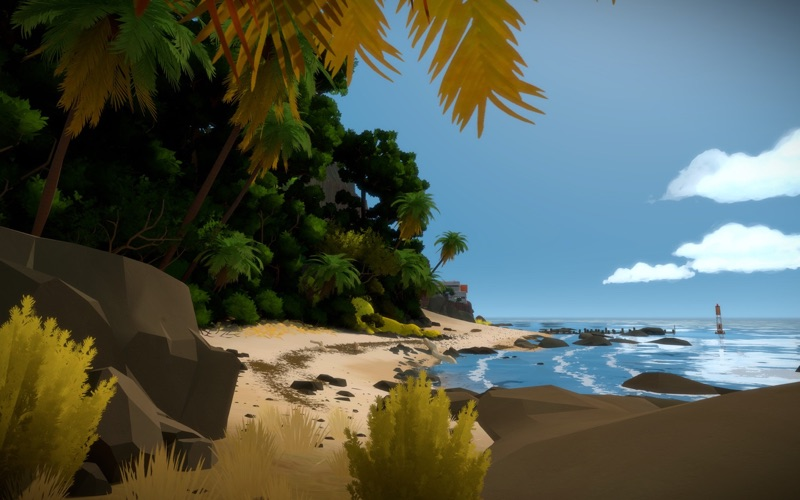 Screenshot #3 pour The Witness