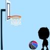 バスケットボールフリップ2ka17