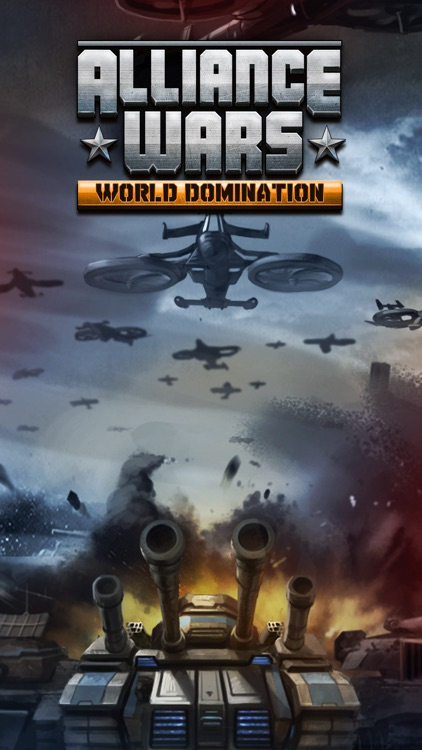 Alliance Wars: World Domination screenshot-4