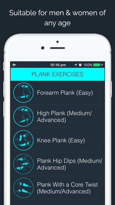 30 Day - Plank Challengeのおすすめ画像4