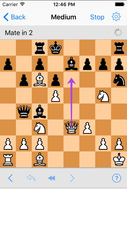 Chess Tactics Pro (Puzzles) screenshot-0