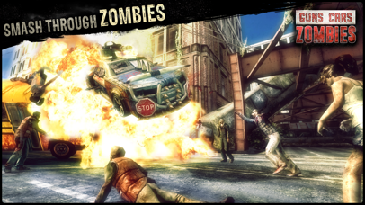 Guns, Cars and Zombies! screenshot 2