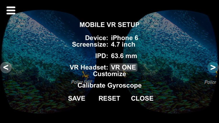 View and Plan - VR Scuba diving screenshot-4