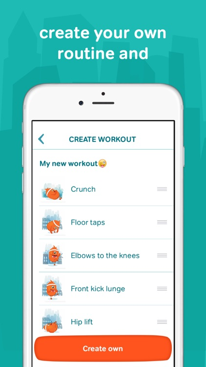 Fitness for women:workouts,exercises,routines,plan screenshot-3