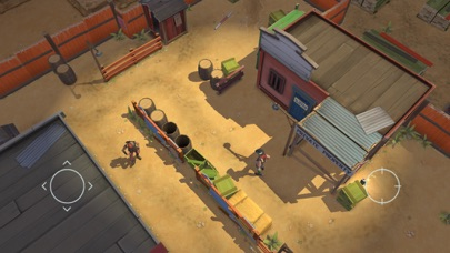 Space Marshals Screenshot 3