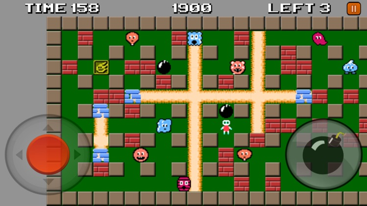 Classic Bomber Legend screenshot-3