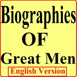 Biographies of Great Men
