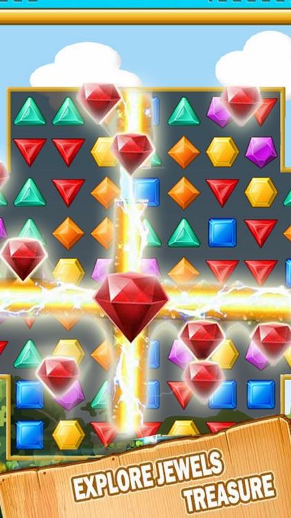 Gems Classic - Match3 Legend