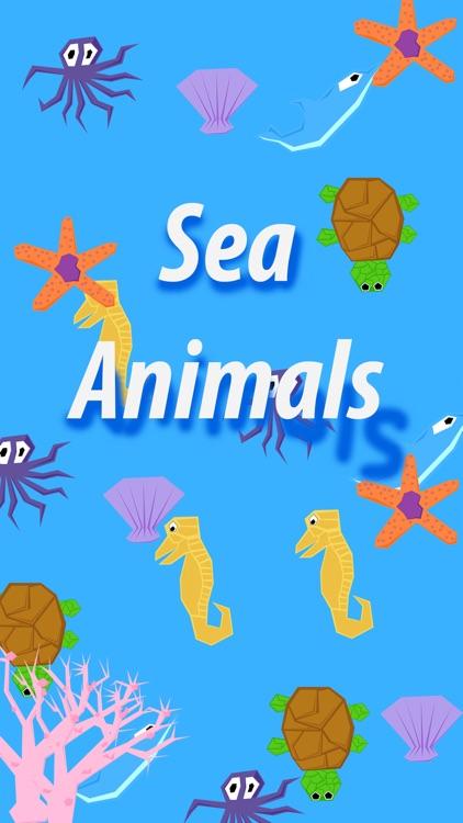 Sea Animals Sticker Pack