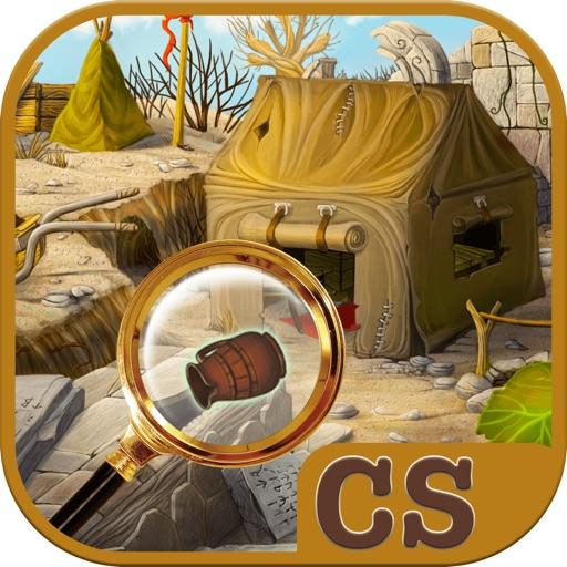 Hidden Object Desert: Mystery solver of Criminal