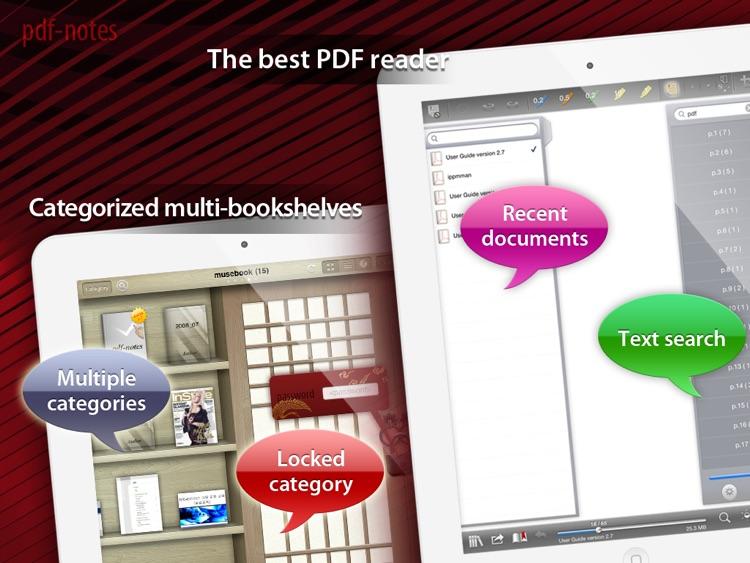 pdf-notes for iPad (iap) screenshot-4