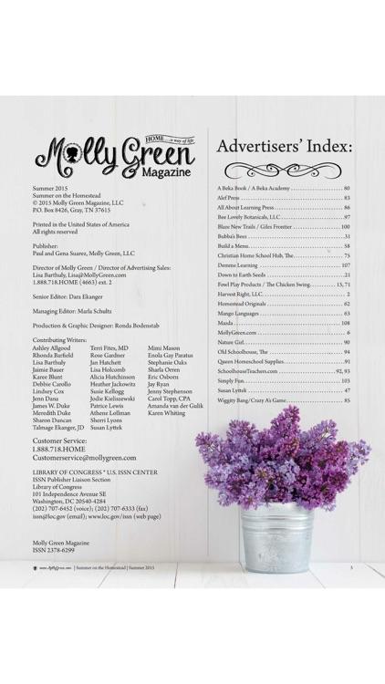 Molly Green Magazine screenshot-4