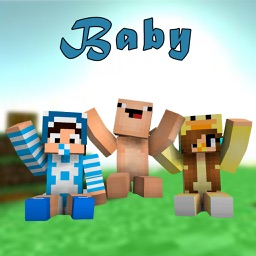 Best Baby Skins Free - New Skins for Minecraft PE