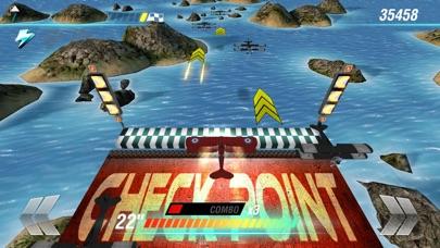 Kostenlose Flugzeug Krieg Rennen Spiel für KindernScreenshot von 4