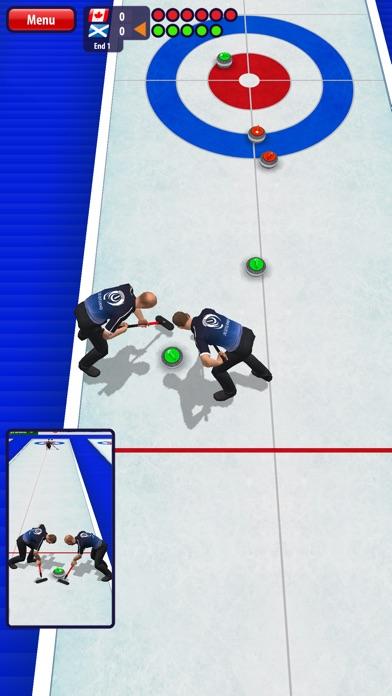 Curling3Dのおすすめ画像3