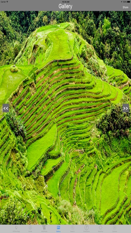 Banaue Rice Terraces Philippines Tourist Guide