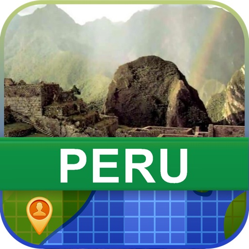 Offline Peru Map - World Offline Maps