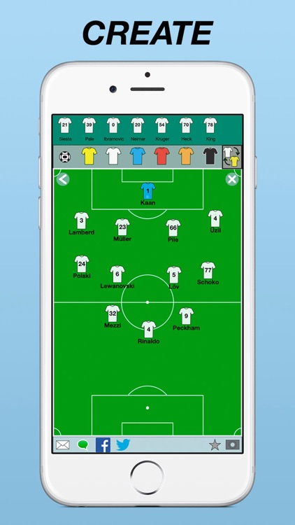 Starting Lineup PRO Soccer