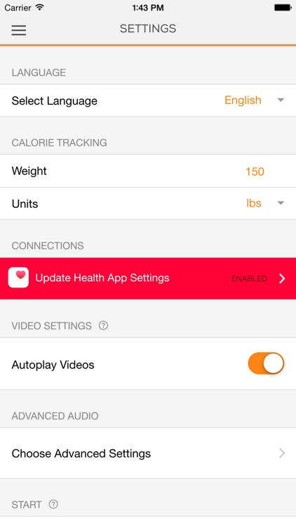 Ab & Core Sworkit - Free Workout Trainer screenshot-4