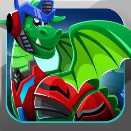 Angry Dragon Bot Dress Up 2– Robots Games for Free