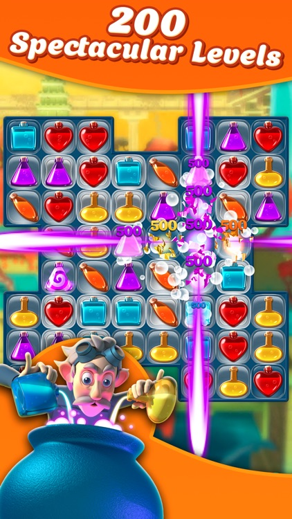 Potion Pop - Puzzle Match screenshot-3