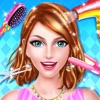 Fashion Girl Hair Style Beauty Salon Game for Girl