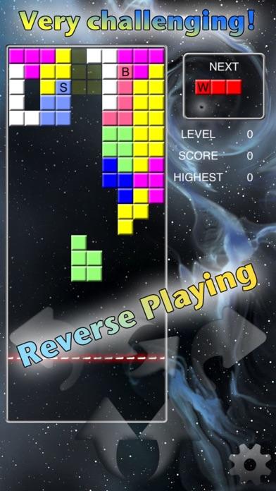 Screenshot #1 pour Block vs Block - Reverse