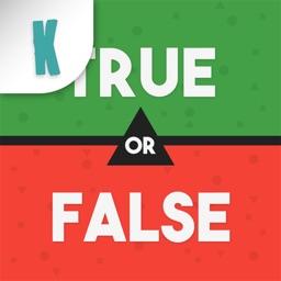 True or False: Colors Shape
