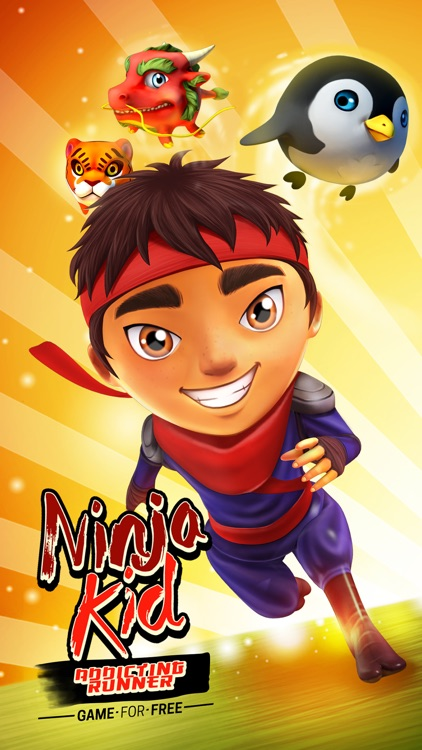 Ninja Kid Run VR: Runner & Racing Games For Free