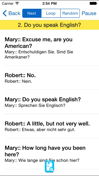 English Study Pro for German - Englisch Lernen screenshot-4