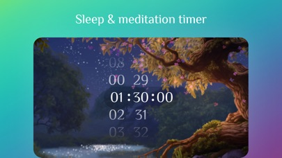 Screenshot for Away ~ Nature Sounds to Sleep in Czech Republic App Store