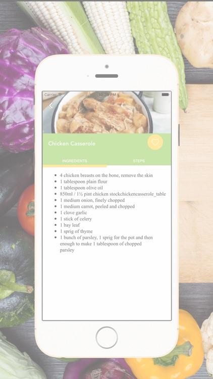 Diabetic Recipes Cookbook screenshot-4