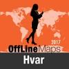 Hvar オフラインマップと旅行ガイド