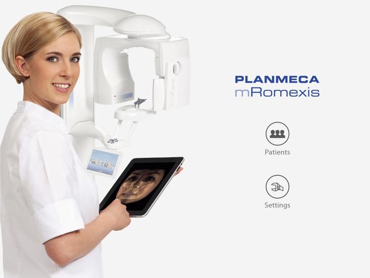 Planmeca mRomexis screenshot-0