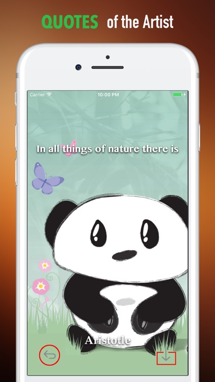 Panda Wallpapers HD- Backgrounds and Art Pictures screenshot-3