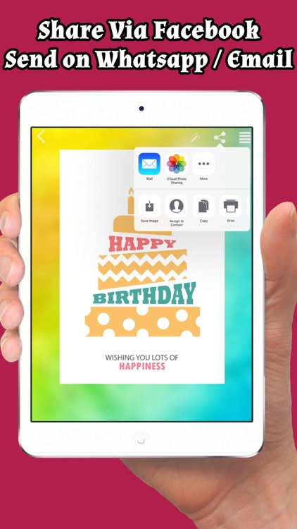 Happy Birthday Cards & Greetings Free screenshot-4