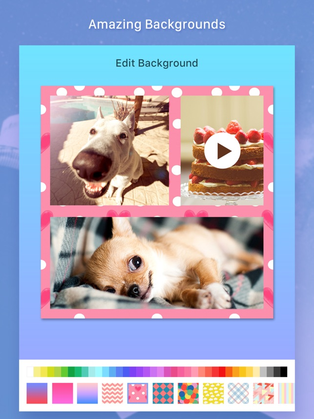 Photo Video Collage Maker On The App Store