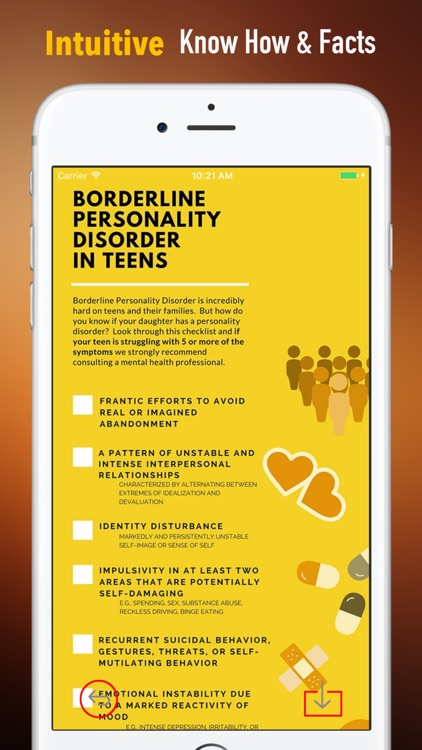 Borderline Personality Disorder (BPD)Self Help