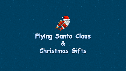 Flying Santa Claus - Christmas Gifts screenshot one